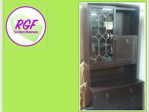 SALE NOW ON!! Display Cabinet With Cupboards & Drawers - Local Delivery £19 in Lancing