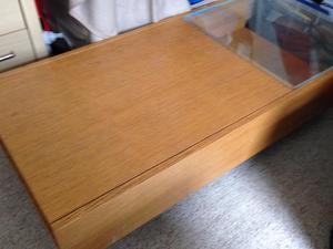 habitat radius oak table in chippenham - expired | friday-ad