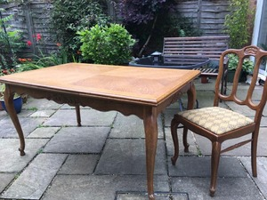 Dining table and 6 chairs in LeicesterSecond Hand Furniture for Sale in Leicester   Friday Ad. Old Dining Chairs Leicester. Home Design Ideas