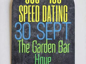 Sonoma county speed dating