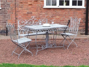 Second Hand Kingfisher Garden Furniture For Sale Friday Ad