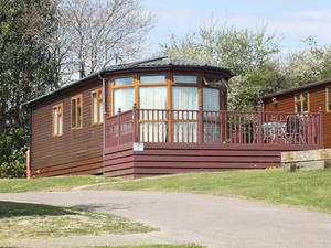 Wooden 2 Bedroom Lodge