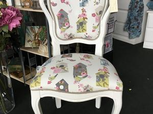 VINTAGE SHABBY CHIC FRENCH STYLE PAINTED CHAIR In LeicesterSecond Hand Furniture For Sale Leicester Friday Ad
