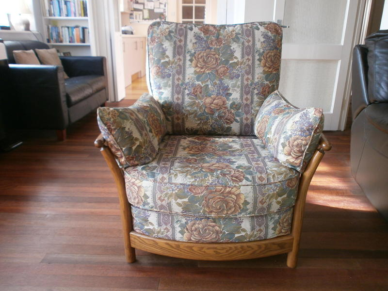 Ercol easy chair high back armchair in solid ash   good condition in  Bexhill On Sea   Sold   Friday AdErcol easy chair high back armchair in solid ash   good condition  . Ercol Easy Chairs For Sale. Home Design Ideas
