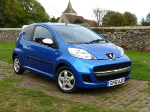 Used Peugeot 107 Cars for Sale in Eastbourne | Friday-Ad