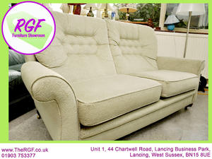 Gorgeous 2 Seater Sofa - Local Delivery £19 & Second Hand Sofas for Sale in Worthing | Friday-Ad islam-shia.org