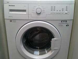 Blomberg Washing Machine White 6kg 1200 spin  in St. Leonards-On-Sea