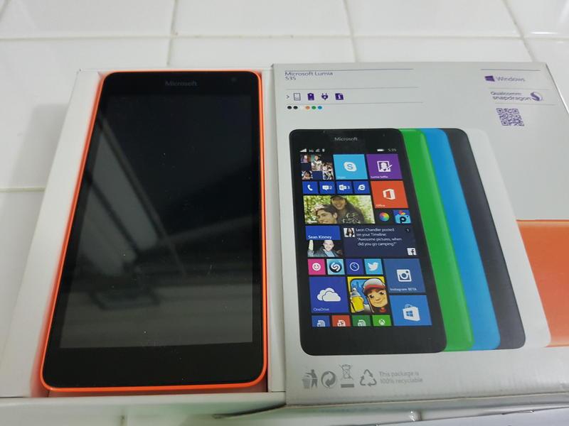 Microsoft Lumia 535 Dual SIM - Affordable Phone with
