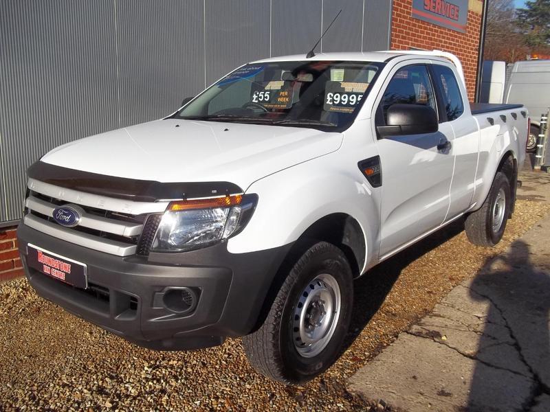Ford Ranger 2014 In Littlehampton