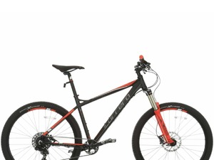 Apollo Outrage Full Suspension Mountain Bike 20 Frame With Free