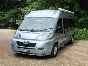 Auto Sleeper Warwick Van Conversion 2 Berth 2012 Motorhome For Sale In