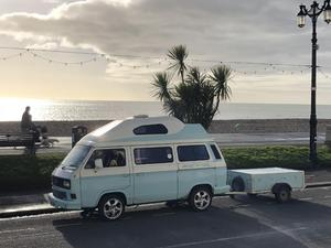 VW Campervan T25 T3 1987 19 Petrol In Hove