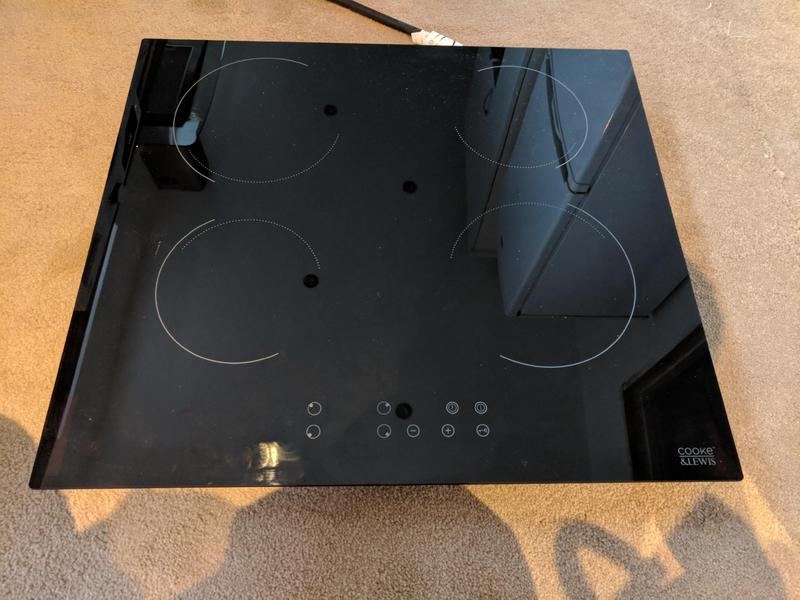 Cooke & Lewis Induction Hob in Reigate | Friday-Ad