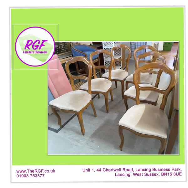 Exceptional 5 Chairs For Reupholstery   Local Delivery £19 In Lancing