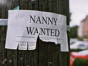 Nanny wanted from Mary Poppins: SO COOL THAT I'M A NANNY!!! :D ...
