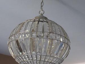 Next teal ceiling lights in worthing expired friday ad crystal effect ceiling light from next mozeypictures Choice Image
