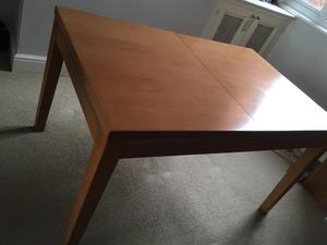 Cherry Extendable Dining Table In Northampton